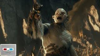 Битва за Морию. Хоббит: Нежданное путешествие.The Hobbit. 2012