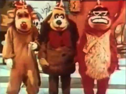 The Banana Splits Opening and Closing Theme 1968 - 1970