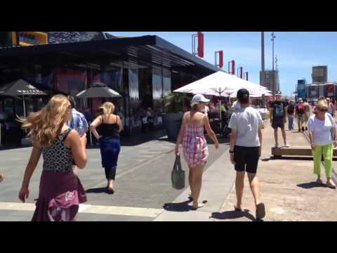 Exploring Auckland's Viaduct Harbor