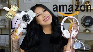 Amazon Must Haves! Electronics & Accesories || EVETTEXO
