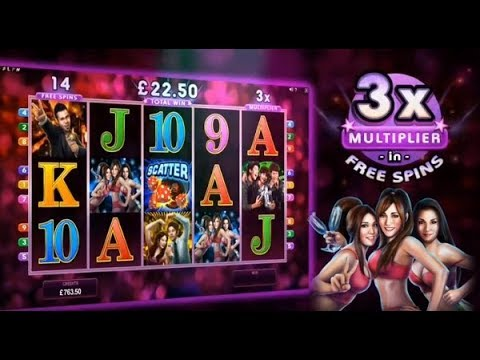 Karaoke Party Online Slot from Microgaming - Free Spins!