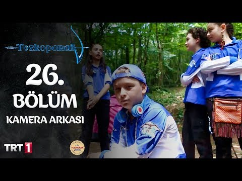 Tozkoparan - 26. Bölüm Kamera Arkası