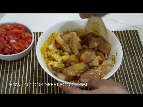 🇬🇧🇮🇳 🍗 How to Make Chicken Curry Recipe - Super Easy Simple Fast