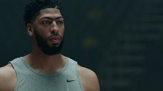 MEN IN BLACK: INTERNATIONAL - NBA Finals - Anthony Davis