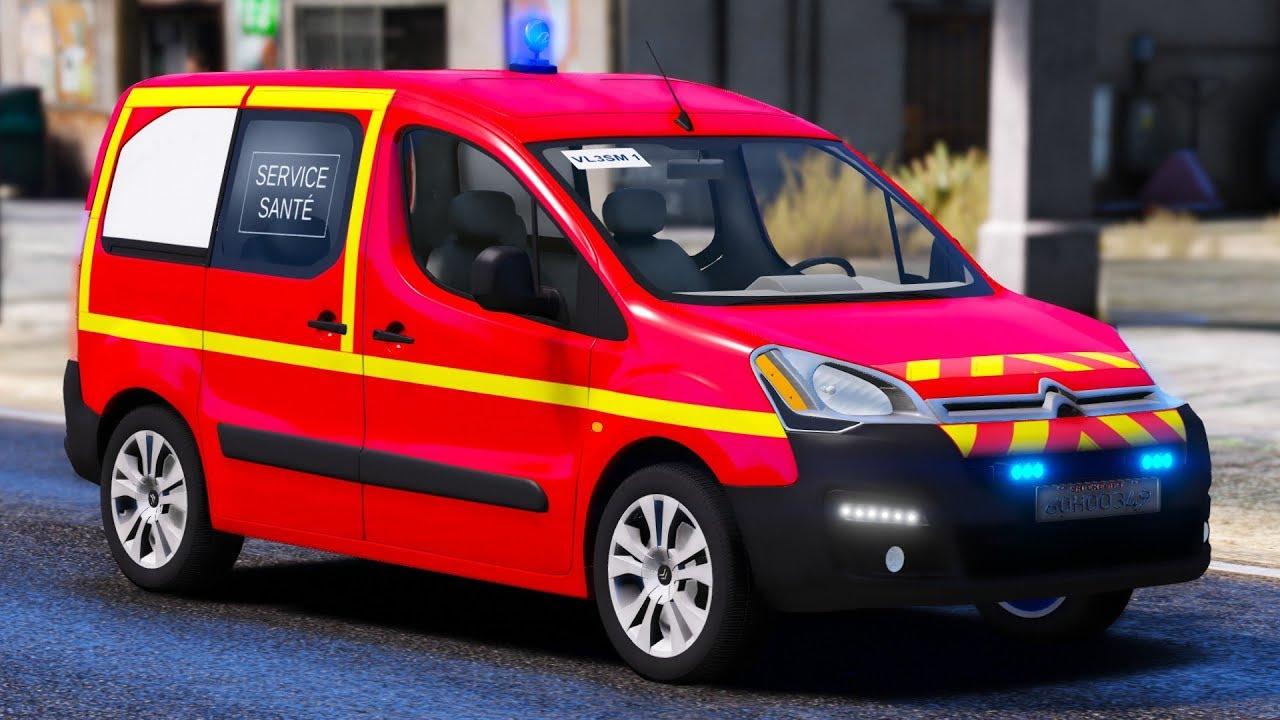 gta 5  medecin sapeurs-pompiers