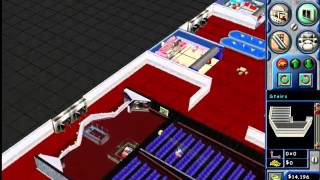lets play Mall Tycoon part 2
