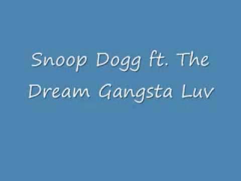 Snoop Dogg Ft The Dream Gangsta Luv