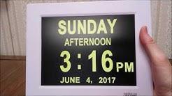 DAYCLOCK UPDATE - [Newest Version] Day Clock American Lifetime