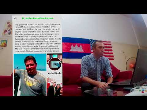 Expats Scamming Expats!!! Cambodia