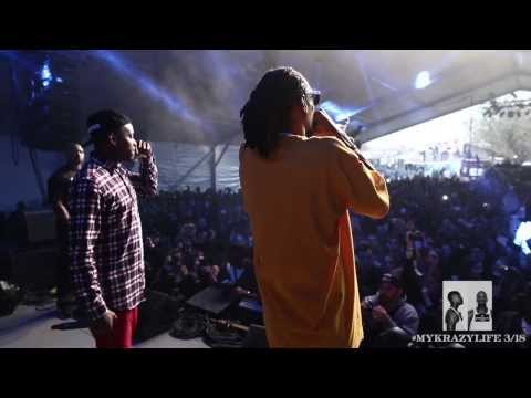 DefJam.com: YG Brings Out Snoop Dogg At The Fader Fort SXSW 2014