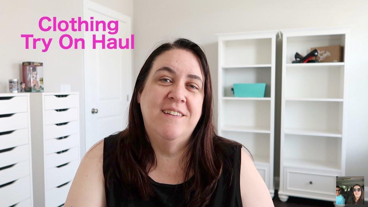 0d0c2de75be Designer Clothing Try On Haul Belk Amazon Plus Size Clothing ...