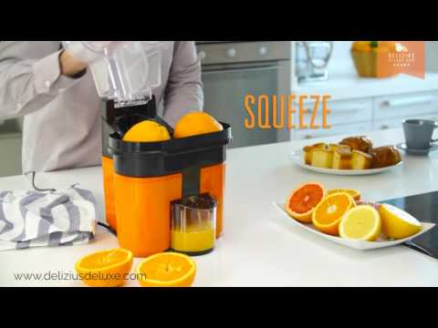 Double Presse Agrumes électrique - Orange Juicer