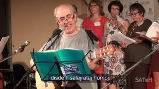 La vojherbejon suriras - Xavier Rodon - Esperanto