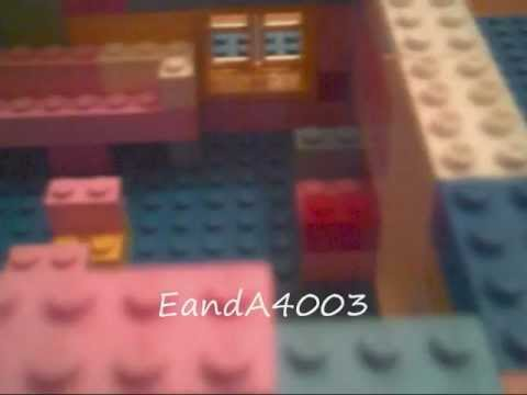 Lego house - How to make - step by step - YouTube