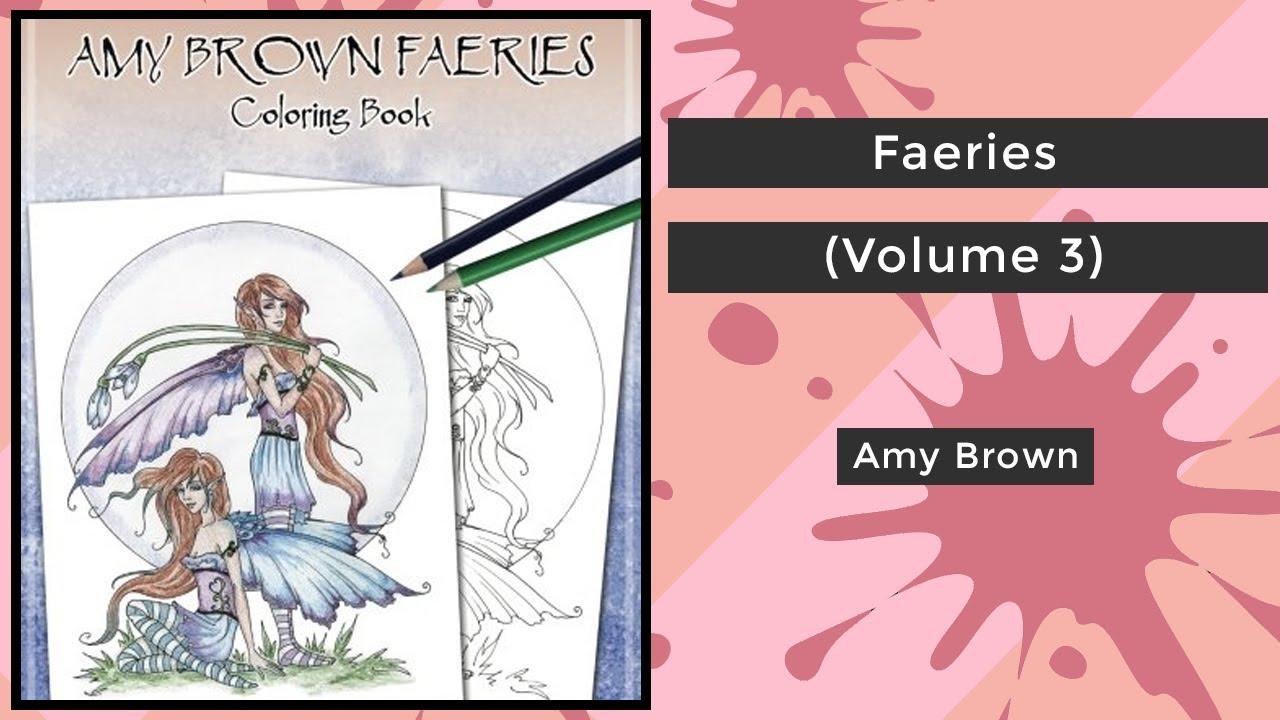 Faeries Volume 3