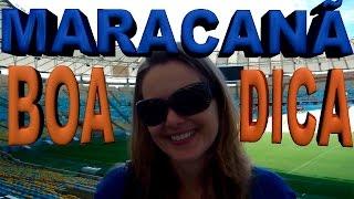 ESTÁDIO DO MARACANÃ - MARACANA STADIUM - ESTADIO MARACANA - BRASIL 2015