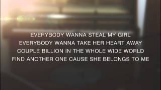 Steal My Girl (Official Instrumental) Lyric Video