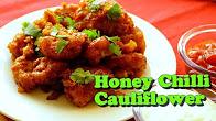 Crispy Honey Chilli Gobi | Veg Appetizer Recipe