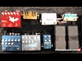 NAMM '17 - Crazy Tube Circuits Echotopia, Splash Mk3 Stereo, White Whale, and Space Charged Demos