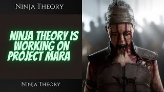 Ninja Theory Is Working On Project Mara A Photorealistic Engine For The Xbox Series X
