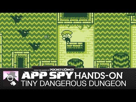 Tiny Dangerous Dungeons | iOS iPhone / iPad Hands-On - PocketGamer.co.uk