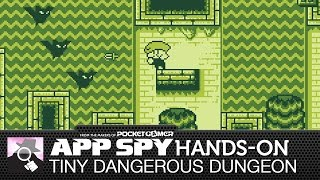 Tiny Dangerous Dungeons | iOS iPhone / iPad Hands-On - PocketGamer.co.uk