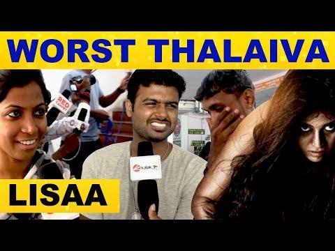 Lisaa Movie Public Opinion | Anjali | Sam Jones | Yogi Babu | Mime Gopi | kalakkalcinema