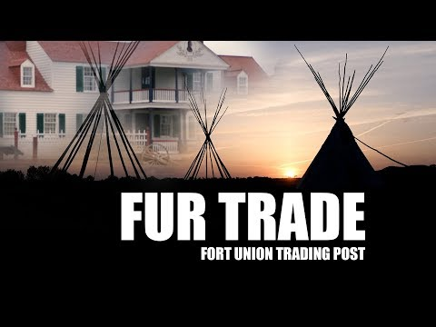WATCH: Historical Fort Has Amazing Fur Trade History