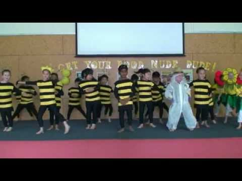 Point View School Kids Hip-hop Dance - Honey Bee Song