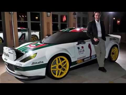 [HOT NEWS] The Stratos is coming back, but don't call it a Lancia