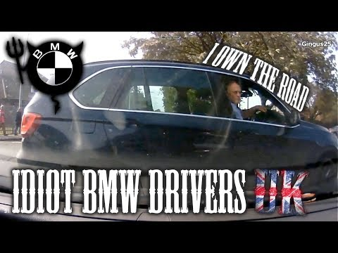 Idiot BMW Drivers UK