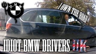 The long awaited Idiot BMW Drivers UK video, it's only fair I inclu...