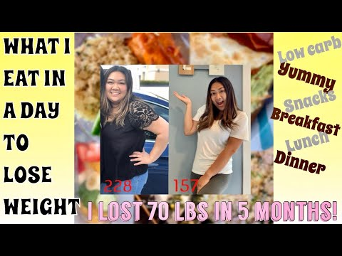 weight-loss-q-&-a-|-what-i-eat-in-a-day-to-lose-weight-+-low-carb