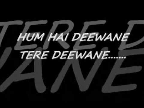 hum hai deewane tere deewane female sad version