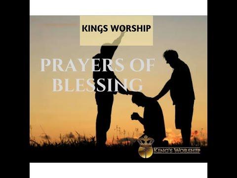Prayers of Blessing- Over 1 Hour of Prayer Soaking Music