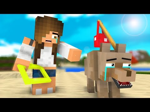 Wolf Life 7-11 - Craftronix Minecraft Animation