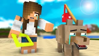 Wolf Life 7 11   Craftronix Minecraft Animation