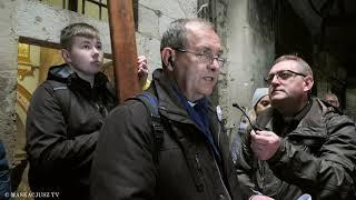 Ekumeniczna Droga Krzyżowa ulicami Jerozolimy | Stacja VII