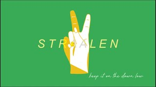 STRAALEN - Keep It On The Downlow (Lyric Video)