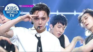 DAWN(던) - 던디리던 (Feat. Jessi) [Music Bank / 2020.10.09]