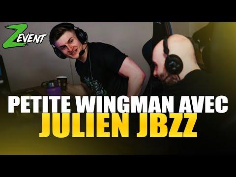 Vidéo d'Alderiate : ALDERIATE & JBZZ - ZEVENT 2020 - PETITE WINGMAN AVEC JULIEN LE NUL