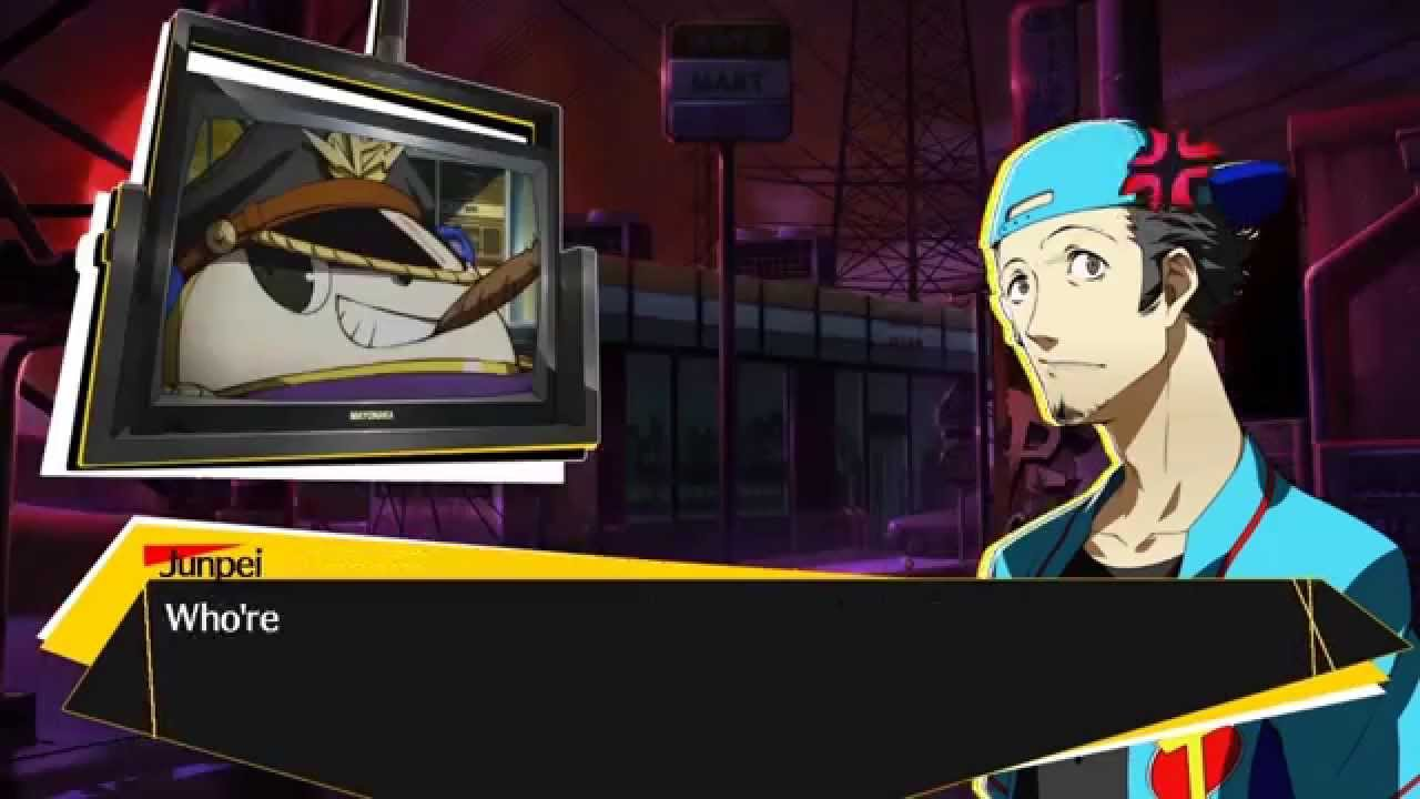 Dating rise persona 4 ultimate