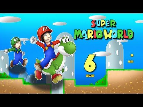 Let's Play Together Super Mario World [100% / German] - #6 - Das wusste ich nicht