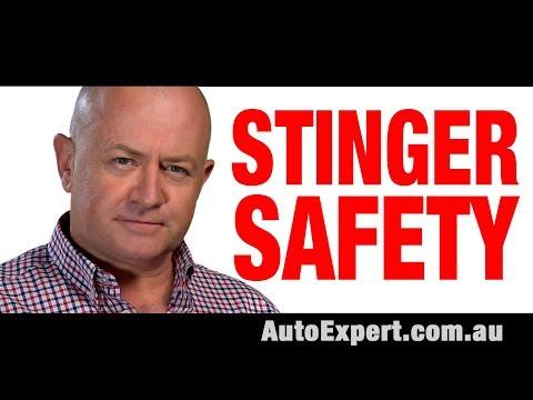 The truth about Kia Stinger's 3-star safety rating   Auto Expert John Cadogan   Australia