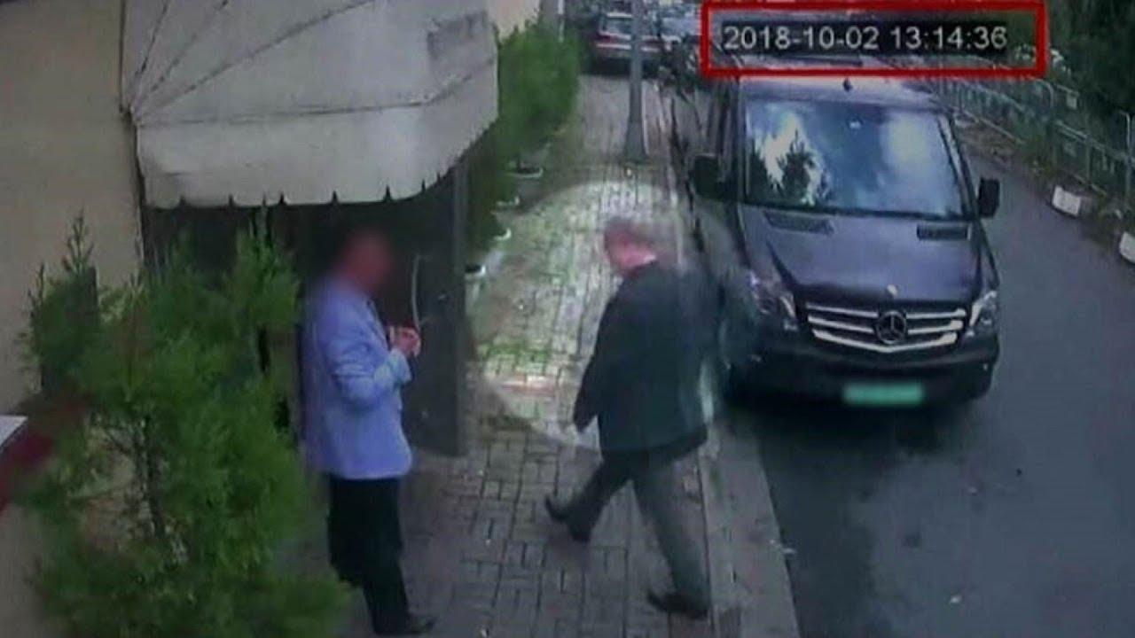 #مفاجآة جديدة عن #كاميرات #القنصلية #السعودية التي قيل إنها لم تسجل يوم اختفاء #خاشقجي