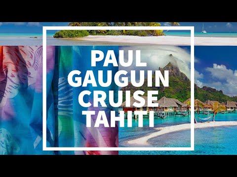 Tahiti & Society Islands - Paul Gauguin Cruise