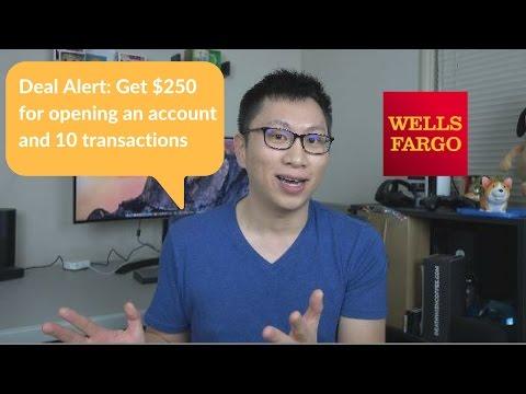 Free Wells Fargo Checking Account