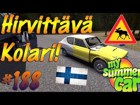 My Summer Car #188 | HIRVITTÄVÄ KOLARI!