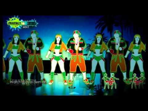 Just Dance 3 - Jamaican Dance - Konshens