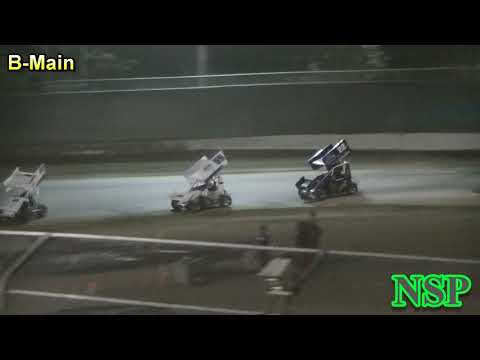 July 14, 2017 Clay Cup Nationals 600 Mini Sprints B-Main Deming Speedway
